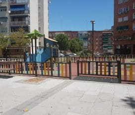 Parque Infantil Zamora-Oeste