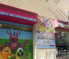 Parque Infantil – Monster Park