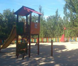 Parque grande de El Guijo
