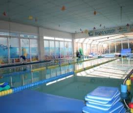 Escuela de Natación infantil Baby Ocean   Edificio Qbic La Moraleja