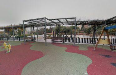 Área infantil de juegos (Parque de Cataluña)