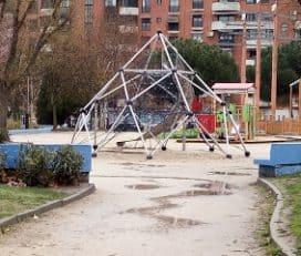 """Parque infantil """"Barco pirata"""""""