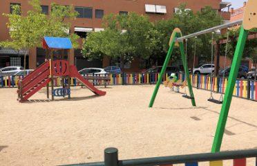 Área infantil de juegos (Paseo de Valdelasfuentes)