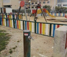 Parque Infantil Bomberos