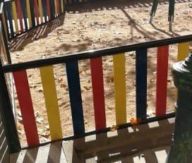 Zona Juegos Infantil Plaza de la Constitución
