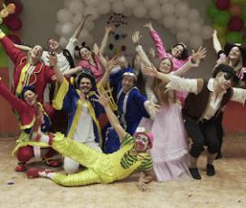 Animaciones Infantiles Guadalajara para fiestas
