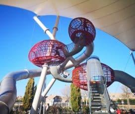 Parque Infantil Senda de la Plata