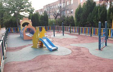 Parque de juegos Manuel Saavedra