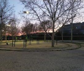 """Parque Calle Francia, (Parque """"Las Verdes"""")"""