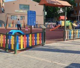 Parque infantil Glorieta Nuevo Aranjuez
