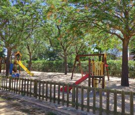 Parque de los poetas