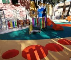 Parque Infantil Del Barrio San Jose