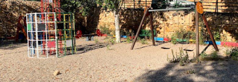 Parque infantil de la calle Alhelí