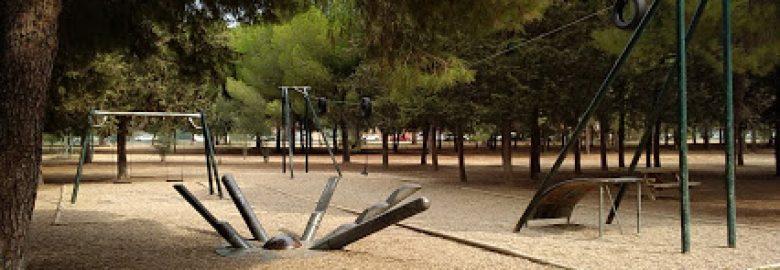 Columpios Del Parque