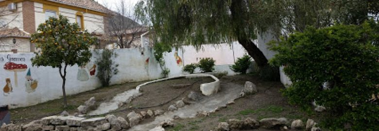 Parque Infantil Avda Caparacena