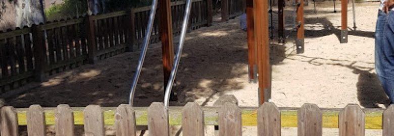 Parque infantil las salinas