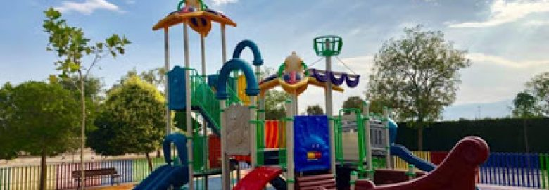 Junquero, Parques Infantiles y Biosaludables