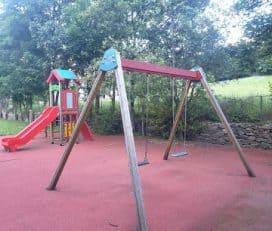 Parc infantil de l'escola