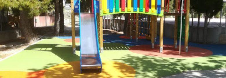 Parque Infantil Municipal de Almontaras – Castril (Playground)