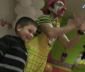 Animaciones infantiles para fiestas en Toledo Aeiou