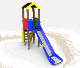 ISANI Parques Infantiles y Mobiliario Urbano