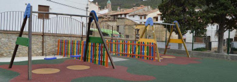 Parque municipal Rubielos de Mora