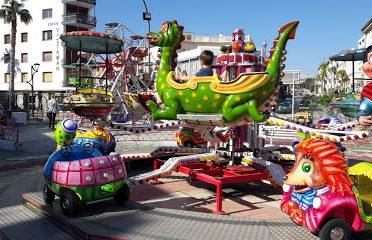 Parque de atracciones tabaris
