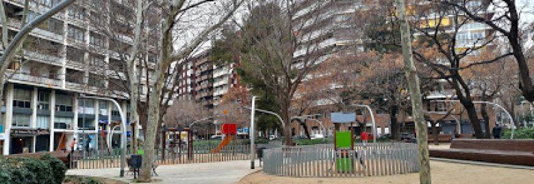 Parc Infantil Plaça Doctor Ignasi Barraquer