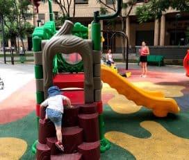 Parque Infantil Plaza Príncipe de Asturias