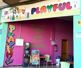 Ludoteca Playful en Vecindario