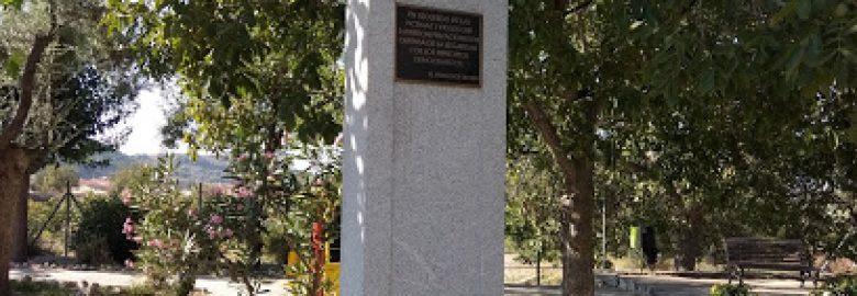 Parque de la memoria histórica Mondújar