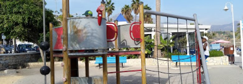 Playground Playa Burriana – West parking end