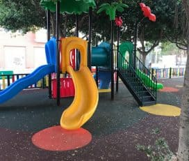 Parque Infantil Paseo Calle Infantil