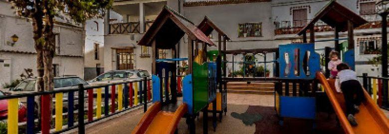 Parque infantil Llano de la Victoria