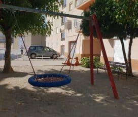 Parc Infantil Amb Xerranca