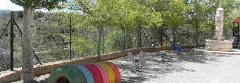 Parque Infantil La Puebla de Valverde