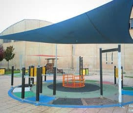 Parque Infantil Adaptado Vicente Vidal