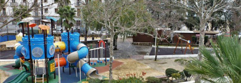 Parque Rafael Alberti