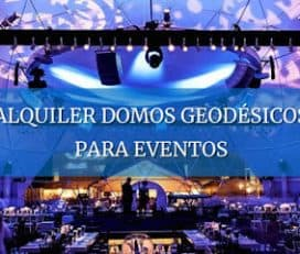 Domos Geodesicos Eventos