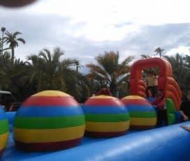 Alquiler de Castillos Hinchables en Alicante | Toro Mecánico | Hinchables Acuáticos | Fiesta Espuma