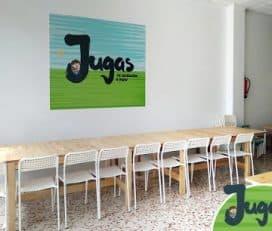 JUGAS PARQUE DE BOLAS ELCHE