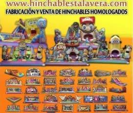 Hinchables Talavera
