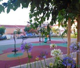 Parque infantil Plaza Anna Sanchis