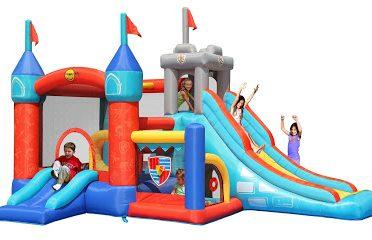 Castillos hinchables. Infantiles JR.