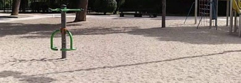 Zona De Juegos Infantil Parque Delicias