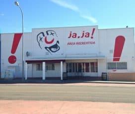 Área Recreativa Ja Ja!