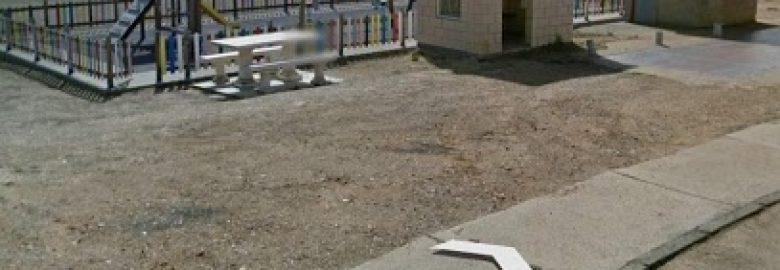 "Parque infantil y biosaludables ""la era"""