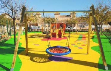 Grupo Carrasca   Caucho Continuo, Parques Infantiles, Contrucción.