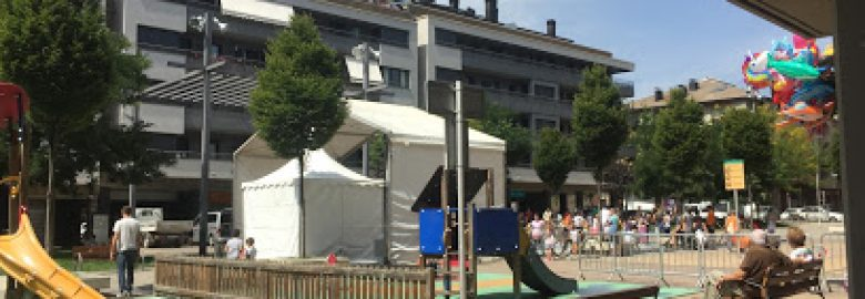 Parc infantil Camp del Codina