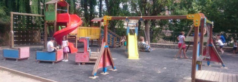 Parque Infantil Municipal Mora de Rubielos